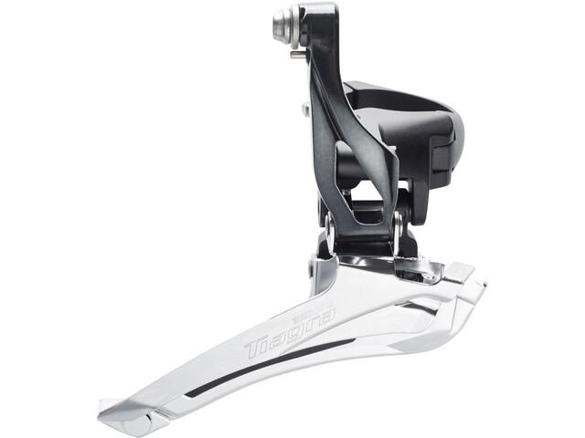 Shimano Tiagra FD-4700 Voorderailleur 2x10 versnellingen voorderailleur Down Pull, grey
